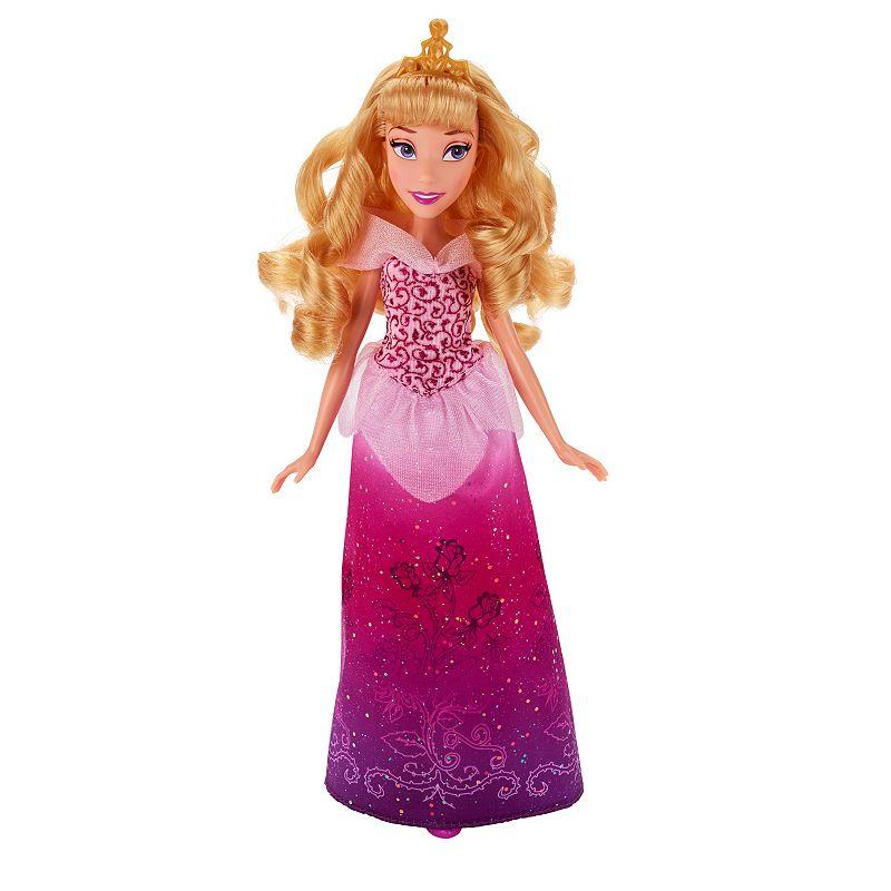 Disney Princess Royal Shimmer Sleeping Beauty Doll, Multicolor