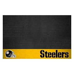 FANMATS Pittsburgh Steelers Grill Mat