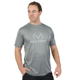 Men's Realtree Logo Performance Tee