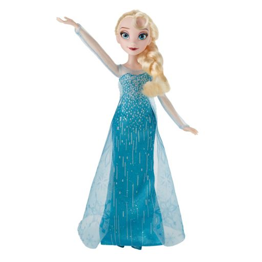 Disney's Frozen Elsa Classic Fashion Doll