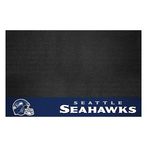 FANMATS Seattle Seahawks Grill Mat