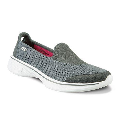 42ac2056788ee Skechers GOwalk 4 Pursuit Women's Slip On Walking Shoes