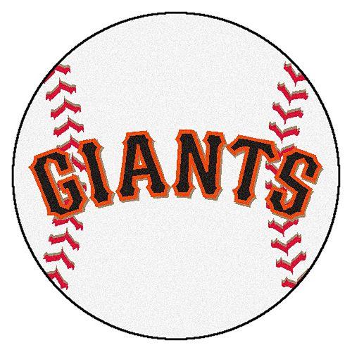 FANMATS San Francisco Giants Baseball Rug