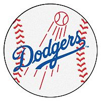 FANMATS Los Angeles Dodgers Baseball Rug