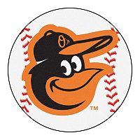 FANMATS Baltimore Orioles Baseball Rug