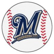 FANMATS Milwaukee Brewers Baseball Rug
