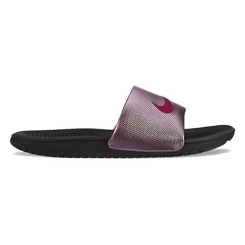 timeless design 5ba18 77c29 Nike Kawa Women's Slide Sandals