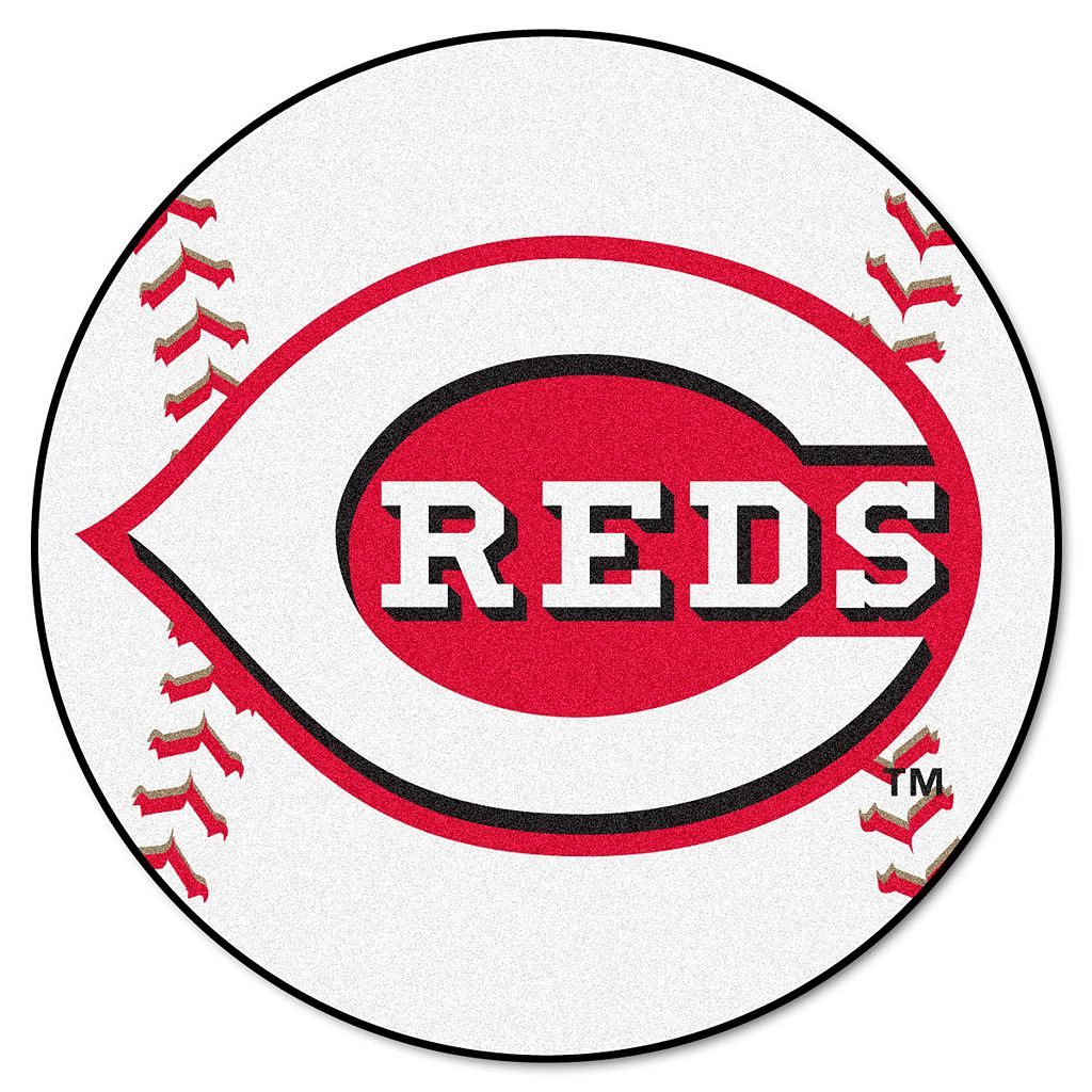 FANMATS Cincinnati Reds Baseball Rug