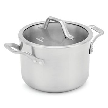 Calphalon Signature 4-qt. Stainless Steel Stockpot