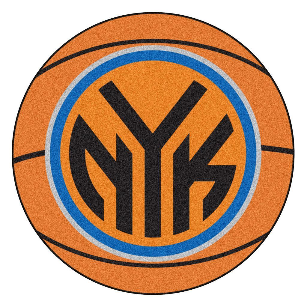 FANMATS New York Knicks Basketball Rug