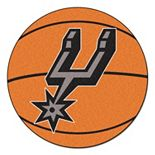 FANMATS San Antonio Spurs Basketball Rug