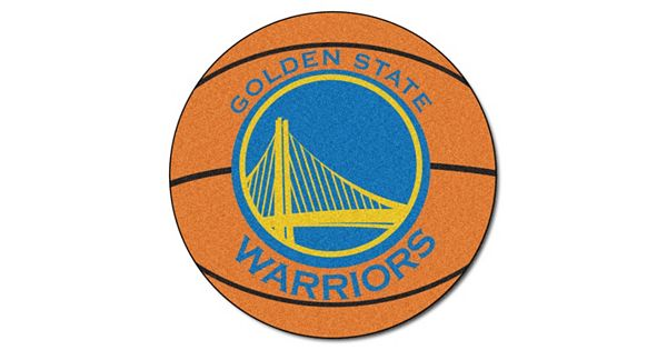 Warriors Come Out And Play Golden State: FANMATS Golden State Warriors Basketball Rug