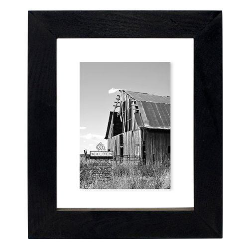 Malden Classic Black Frame