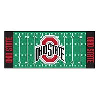 FANMATS Ohio State Buckeyes Football Field Rug