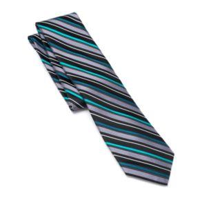 Men's Arrow Skinny-Striped Tie