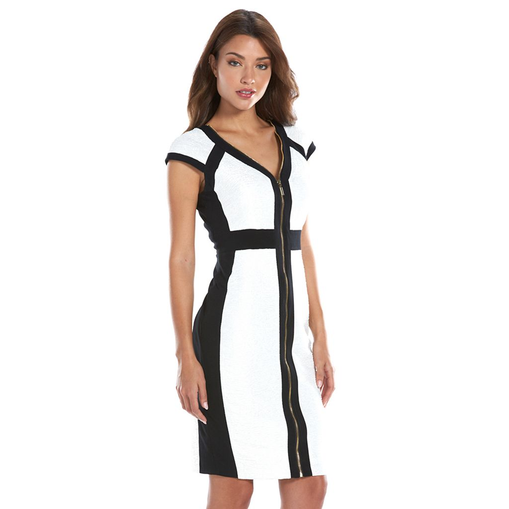 Women's Jax Colorblock Sheath Dress