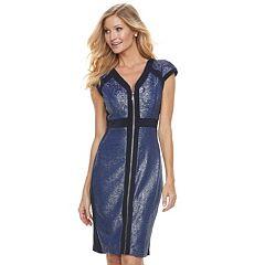 Women's Jax Colorblock Sheath Dress