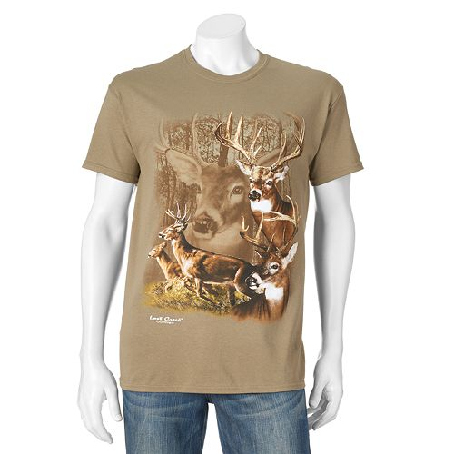 Lost Creek Outfitters Aggression Eagle Tee - Men