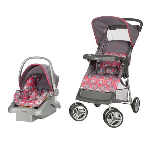 Cosco Lift & Stroll Travel System