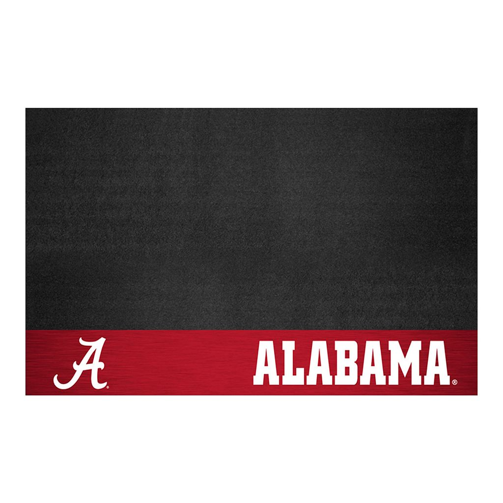 FANMATS Alabama Crimson Tide Grill Mat