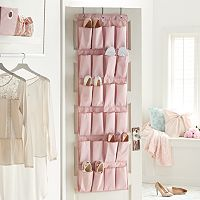 LC Lauren Conrad Over The Door Shoe Rack