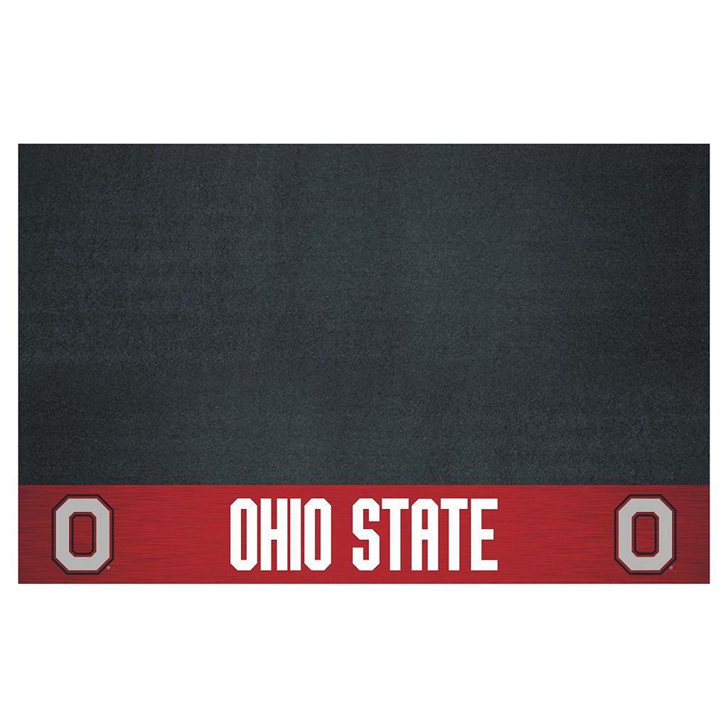 FANMATS Ohio State Buckeyes Grill Mat