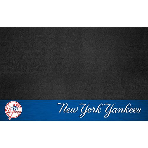 FANMATS New York Yankees Grill Mat