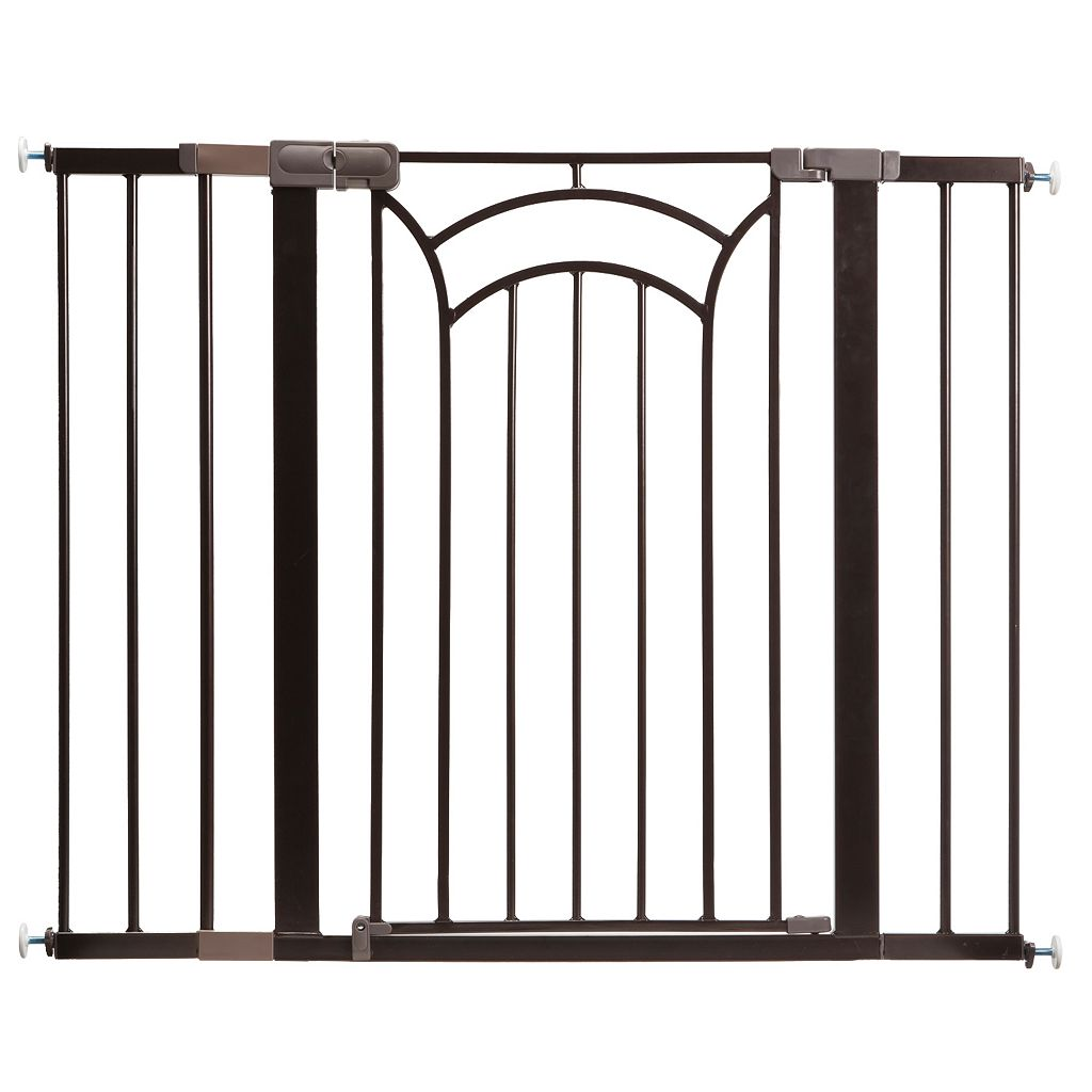 Safety 1st Decor Easy Install Tall & Wide Gate