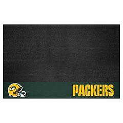 FANMATS Green Bay Packers Grill Mat
