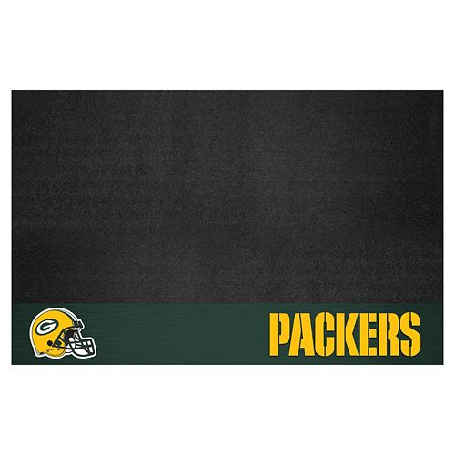 FANMATS Green Bay Packers Grill Mat