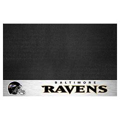 FANMATS Baltimore Ravens Grill Mat