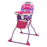 Cosco Simple Fold Deluxe Monster High Chair