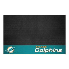 FANMATS Miami Dolphins Grill Mat