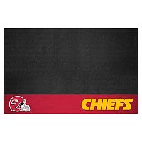 FANMATS Kansas City Chiefs Grill Mat