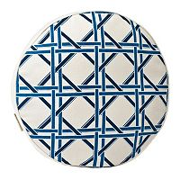 Greendale Home Fashions Cane Round Throw Pillow