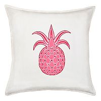 Greendale Home Fashions Pineapple Throw Pillow