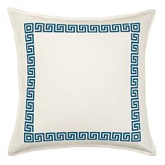 Greendale Home Fashions Greek Key Throw Pillow