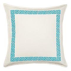 Greendale Home Fashions Greek Key Throw Pillow