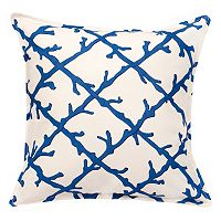 Greendale Home Fashions Lattice Throw Pillow