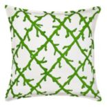 Greendale Home Fashions Lattice Throw Pillow