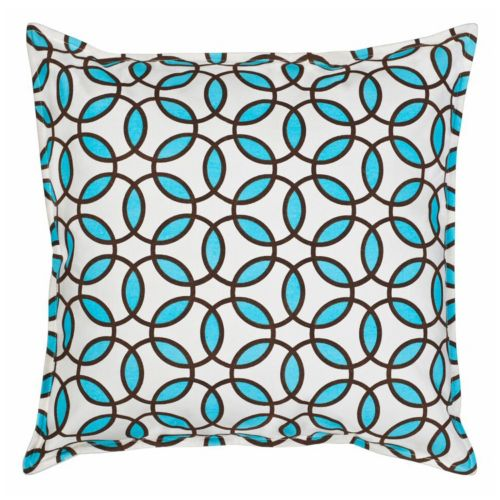 Greendale Home Fashions Rings Throw Pillow