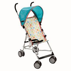 Cosco Polka-Dot Umbrella Stroller with Canopy