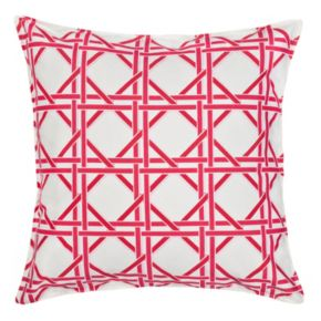 Greendale Home Fashions Cane Throw Pillow