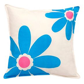 Greendale Home Fashions Daisy Throw Pillow