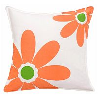 Greendale Home Fashions Daisy Throw Pillow
