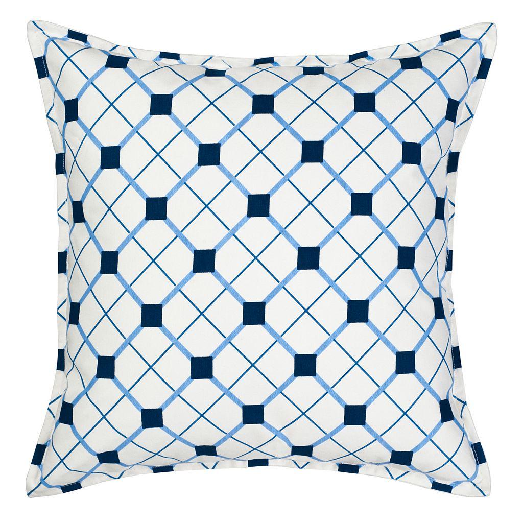 Greendale Home Fashions Geometric Throw Pillow