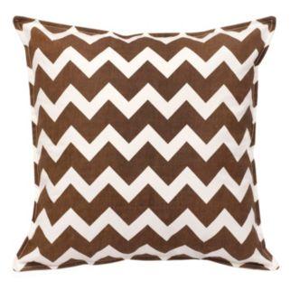 Greendale Home Fashions Chevron Throw Pillow