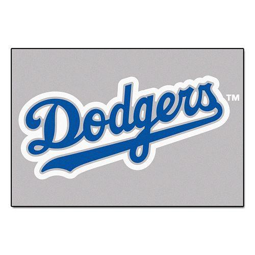 FANMATS Los Angeles Dodgers Starter Rug