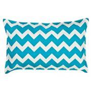 Greendale Home Fashions Chevron Oblong Throw Pillow