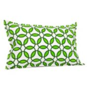 Greendale Home Fashions Rings Oblong Throw Pillow